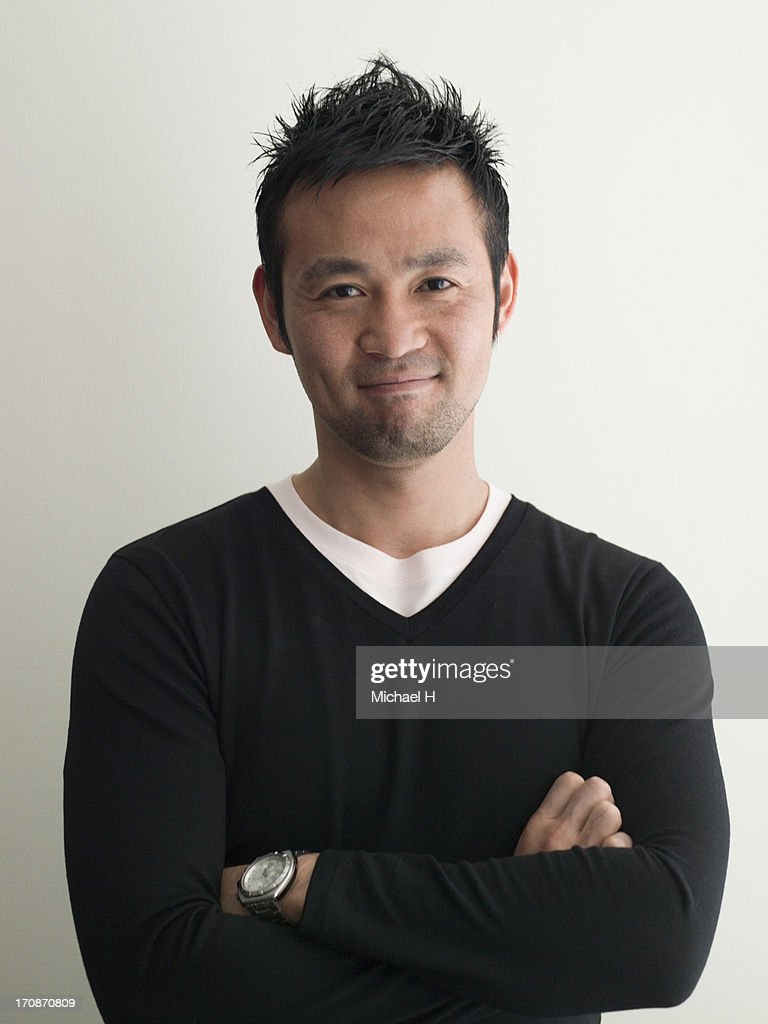 portrait of man in office : Stock Photo