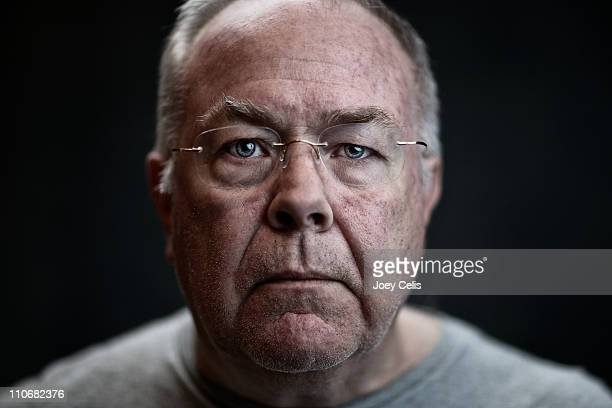 portrait of man - serious stock pictures, royalty-free photos & images