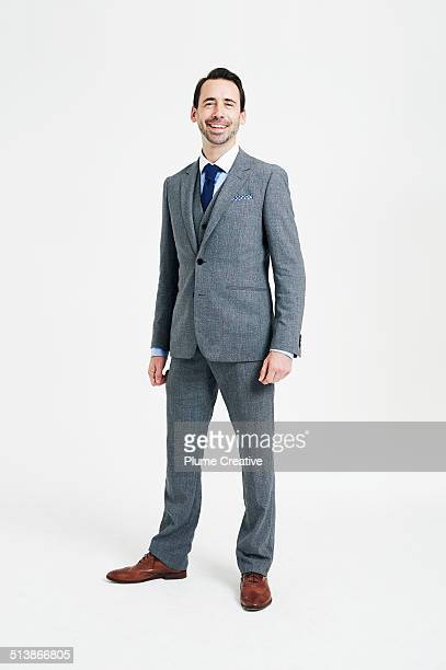 portrait of man - suit stock pictures, royalty-free photos & images