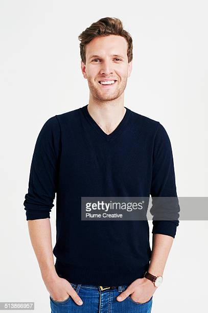 portrait of man - waist up stock pictures, royalty-free photos & images