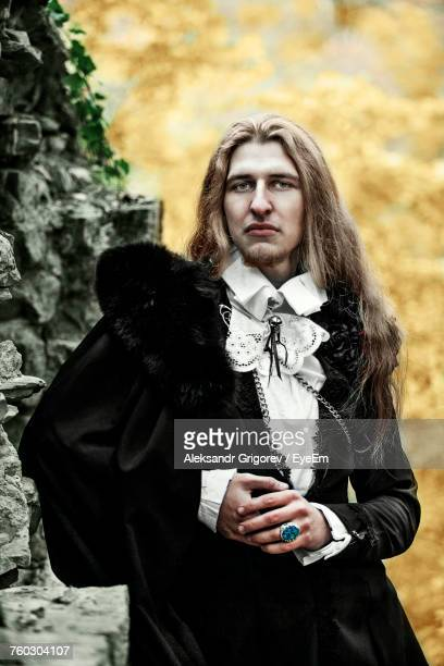 portrait of man wearing costume - prince stock pictures, royalty-free photos & images