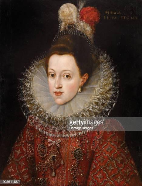 Portrait of Margaret of Austria . Private Collection.