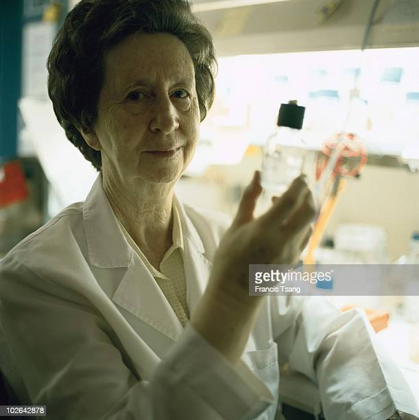Portrait of Margarita Salas Scientific