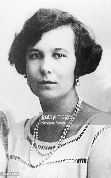 Portrait of MARIA KIRILLOVNA Grand Duchess of Russia around 1928 MARIA is the daughter of Grand Duke KIRILL of Russia himself first cousin and...