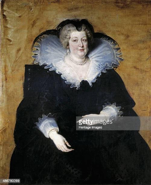 Portrait of Marie de Médici 1622 Artist Rubens Pieter Paul