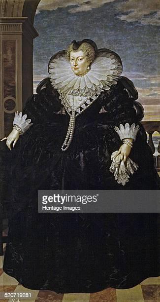 Portrait of Marie de Médici Found in the collection of Museo del Prado Madrid