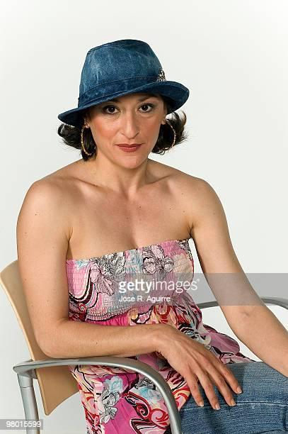 Portrait of Mariola Fuentes actrees