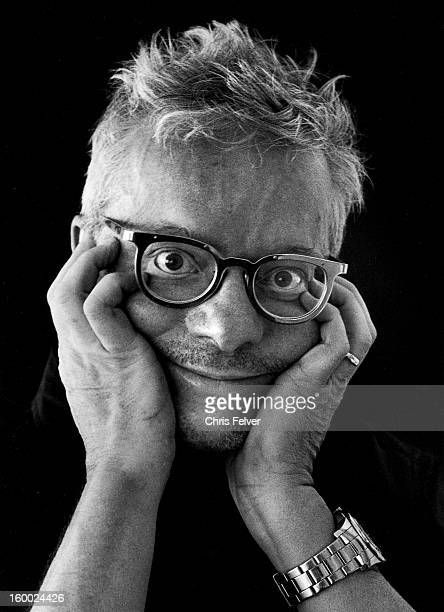 Portrait of Mark Mothersbaugh 2010