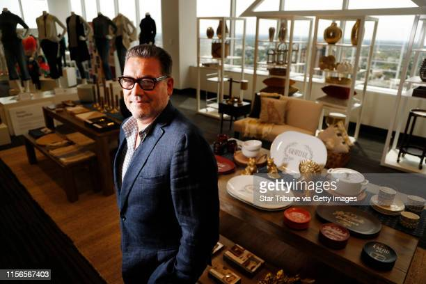 Portrait of Mark Tritton Target's new chief merchandising officer Thursday at Target August 25 2016 in Minneapolis MN] Jerry Holt /...