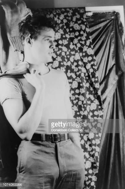 """Portrait of Marlon Brando in """"A Streetcar Named Desire"""""""
