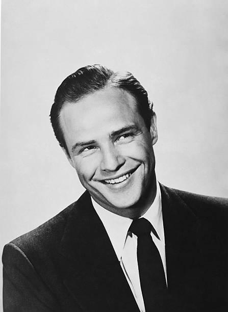 Portrait Of Marlon Brando