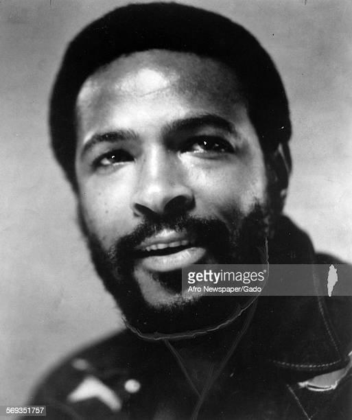 Portrait of Marvin Gaye 1961