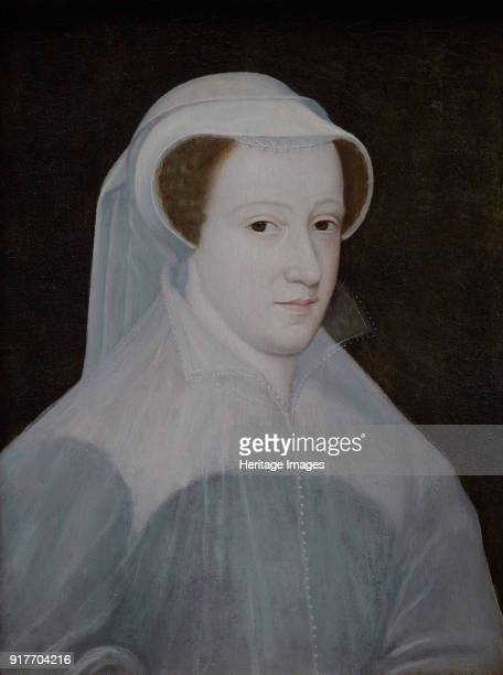 Portrait of Mary, Queen of Scots . Private Collection.