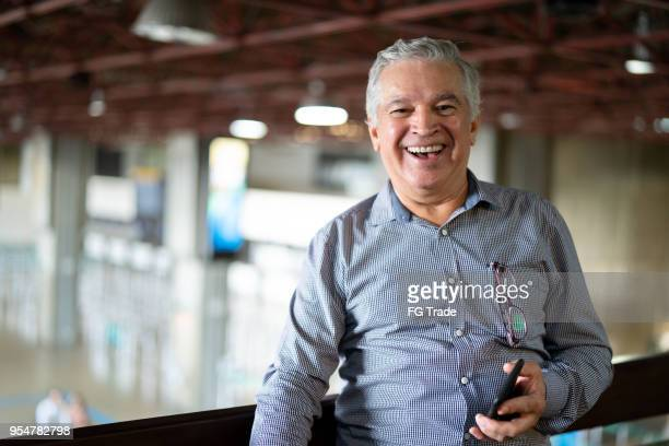 portrait of mature businessman - mature men stock pictures, royalty-free photos & images