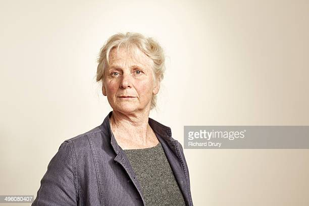 portrait of mature woman - 60 64 years stock pictures, royalty-free photos & images
