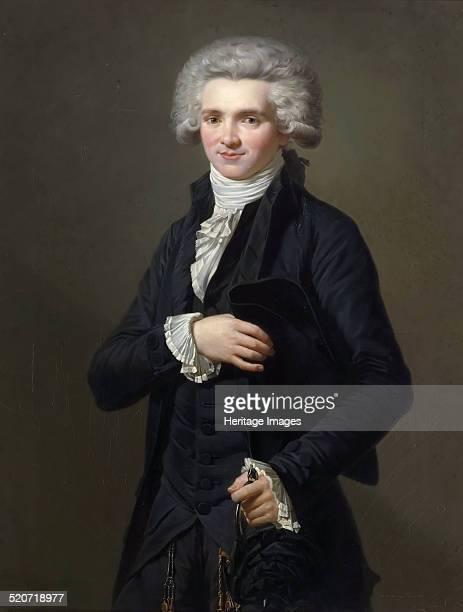 Portrait of Maximilien de Robespierre Found in the collection of Musée de l'Histoire de France Château de Versailles