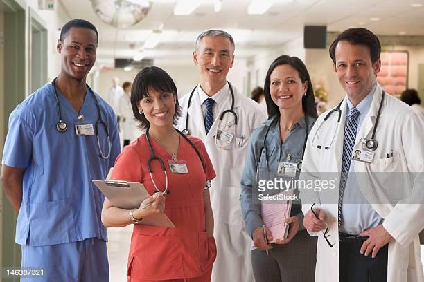 Portrait of Medical Staff