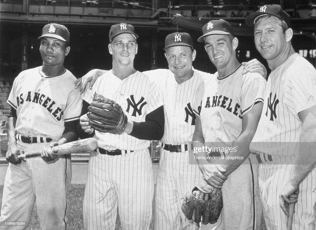 Yankees & Angels At Yankee Stadium : News Photo