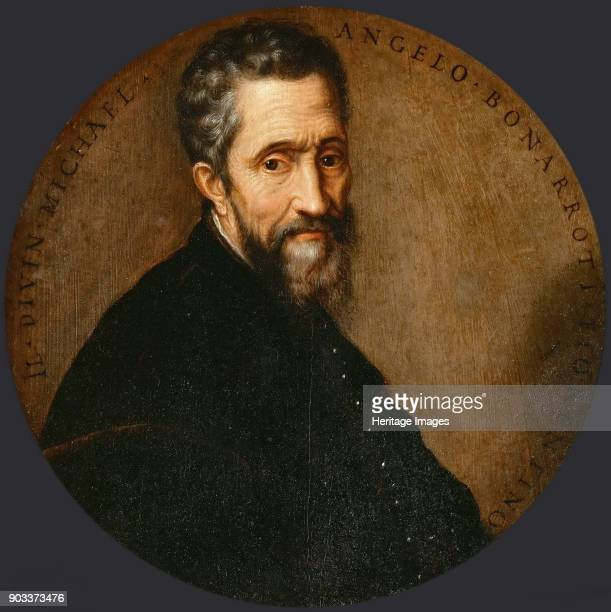 Portrait of Michelangelo Buonarroti Found in the Collection of Art History Museum Vienne