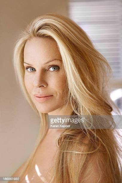 Portrait of mid age women