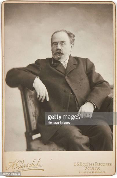 Portrait of Émile Zola circa 18951900 Private Collection
