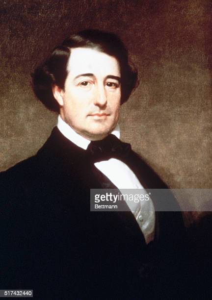 Portrait of Millard Fillmore 13th President of the United States Painting by James Boyle