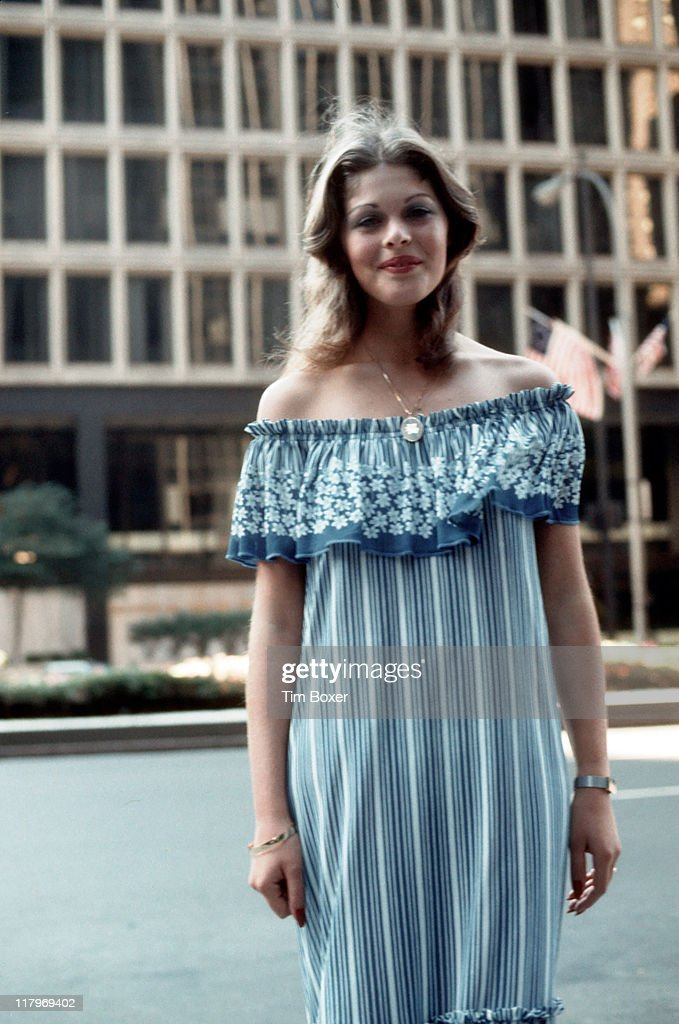 Miss Universe 1976 On Park Avenue : News Photo