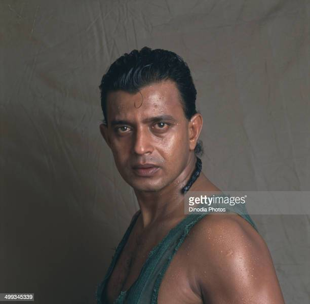 1985 Portrait of Mithun Chakraborty