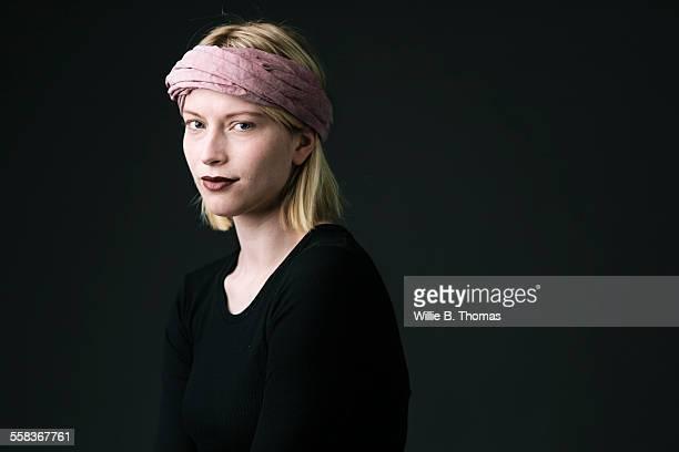 Portrait of modern self-confidence Woman