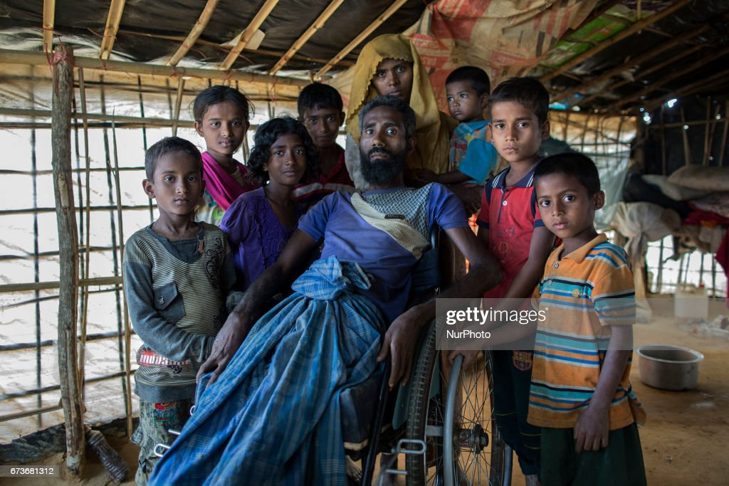 The Rohingyas: A People Without A Home : News Photo