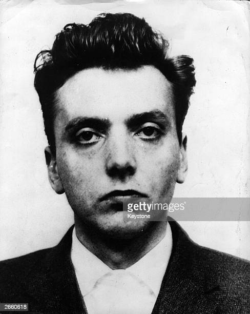 A portrait of Moors Murderer Ian Brady