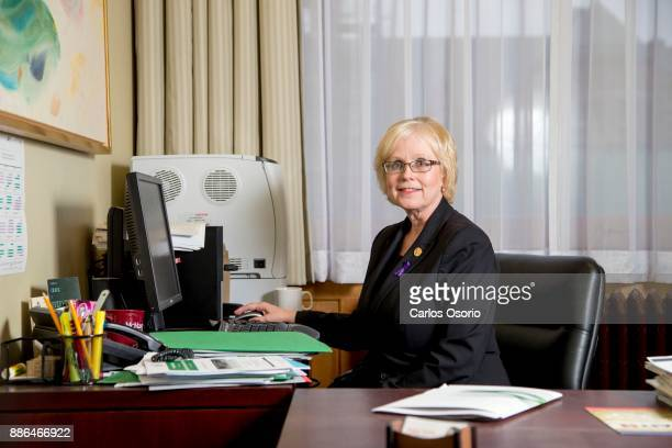A portrait of MPP Peggy Sattler who's speaking with us about the teacher discipline story as the NDP's education critic for Ontario When teachers are...