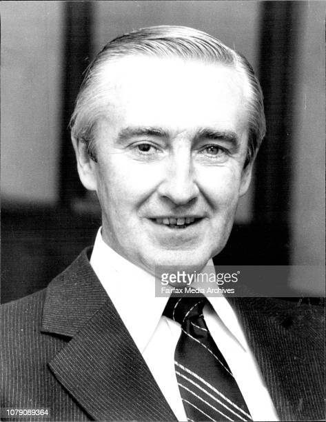 Portrait of Mr F Rainbird General Manager of the Sydney Country Council pictured at the SCC hqs cityThe State's two biggest country councils Sydney...