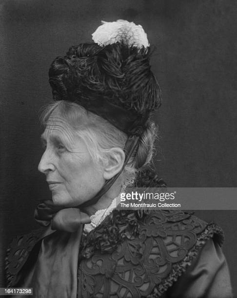 Portrait of Mrs Latham 8th July 1913