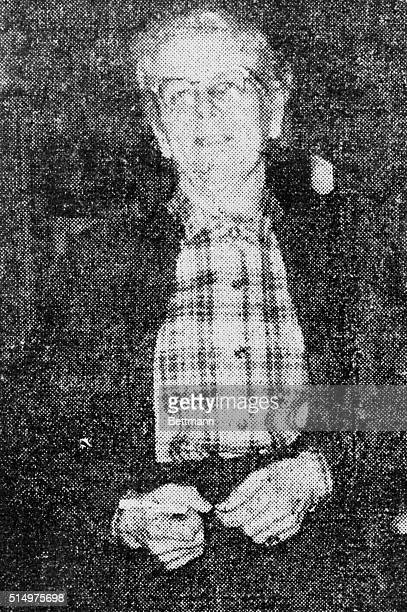 Portrait of murder victim Bernice Worden killed by Ed Gein Gein eventually became the inspiration for the film Psycho