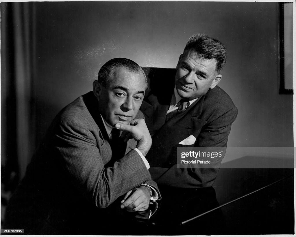 Rodgers And Hammerstein : Nachrichtenfoto