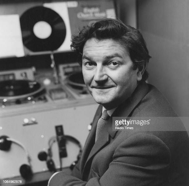 Portrait of musician and radio presenter Ken Sykora photographed for Radio Times in connection with the BBC Radio 4 series 'Start the Week' July 3rd...