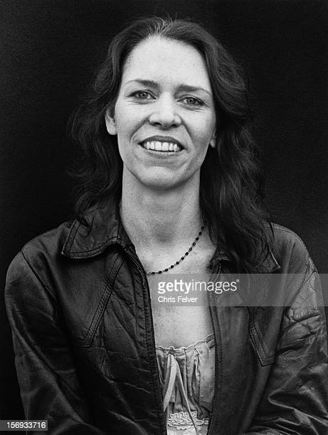 Portrait of musician Gillian Welch San Francisco California 2008