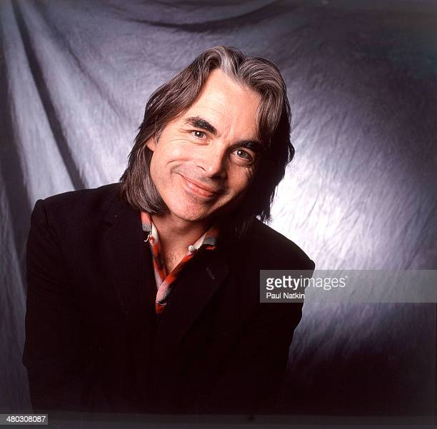 Portrait of musician Hal Ketchum Nashville Tennessee March 2 1994