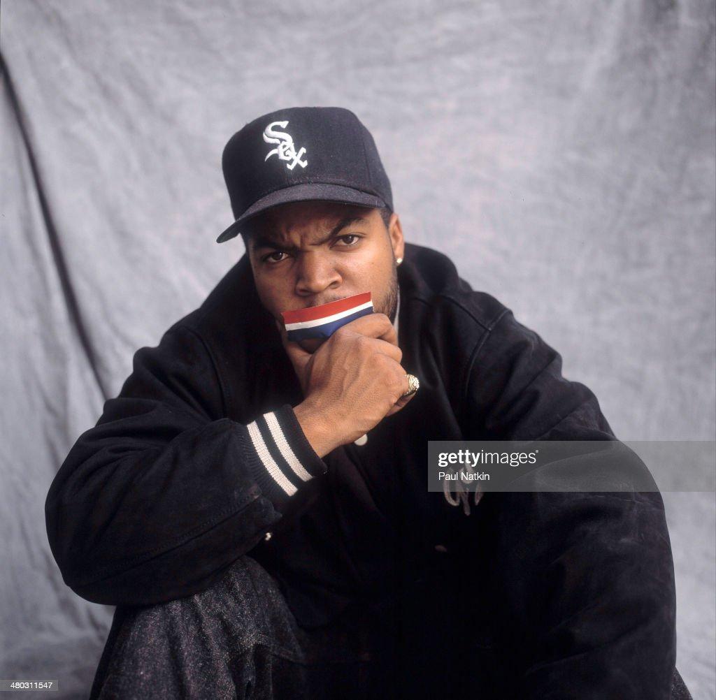 Portrait Of Ice Cube : News Photo