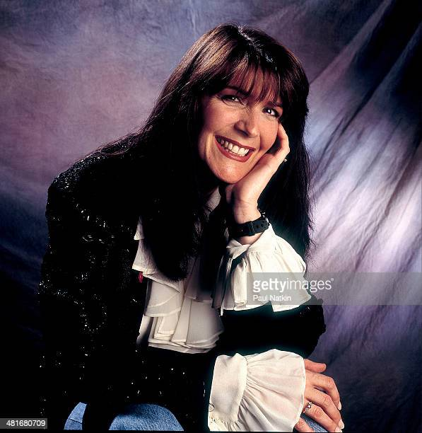 Portrait of musician Kathy Mattea Nashville Tennessee December 1 1993