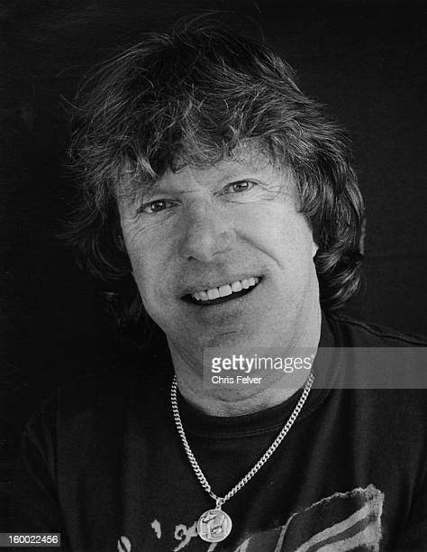 Portrait of musician Keith Emerson, Los Angeles, California, 2010.