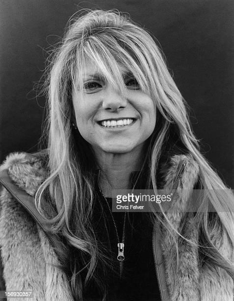 Portrait of musician Paula Nelson Paso Robles California 2010