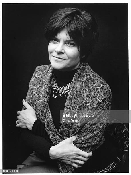 Portrait of musician Rosanne Cash New York New York 2012