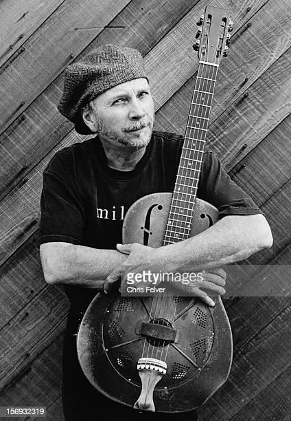 Portrait of musician Roy Rogers Sausalito California 2007
