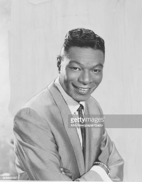 Portrait of Nat King Cole 1945