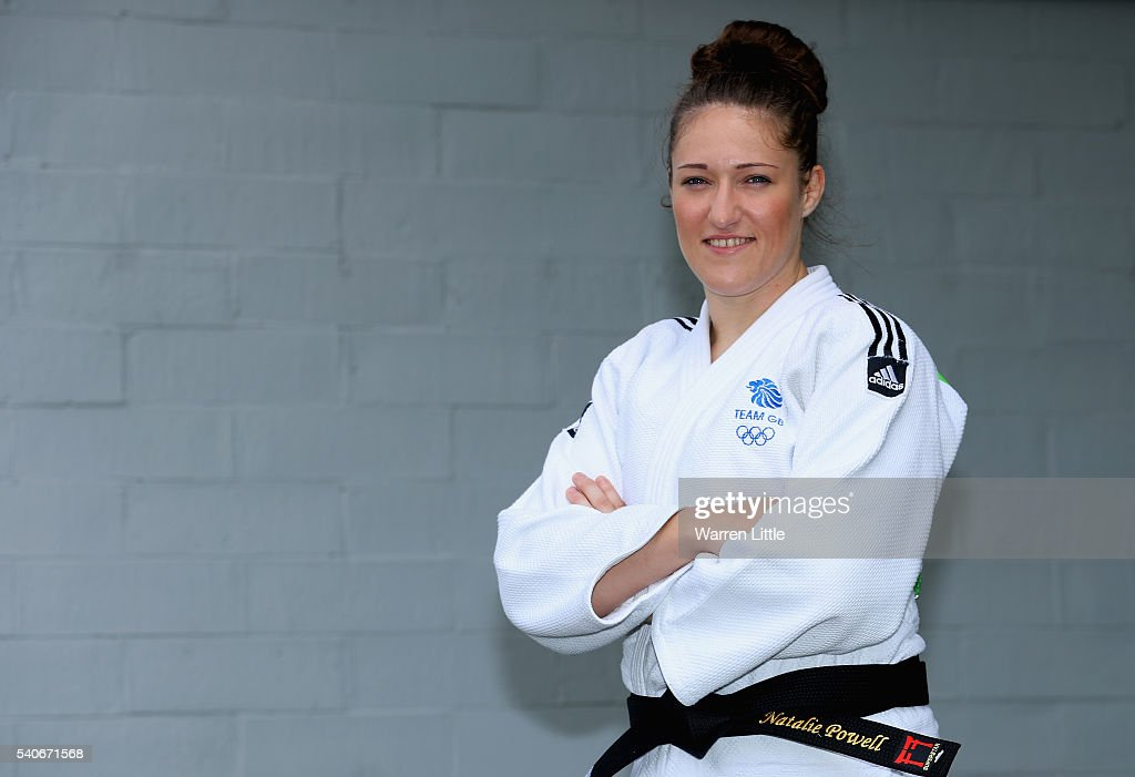 Announcement of Judo Athletes Named in Team GB for the Rio 2016 Olympic Games : News Photo
