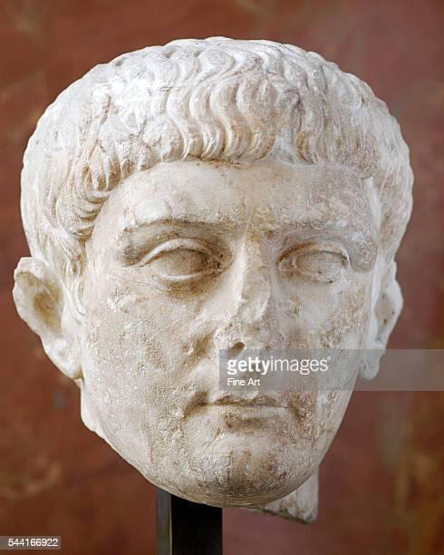 Portrait of Nero Claudius Drusus