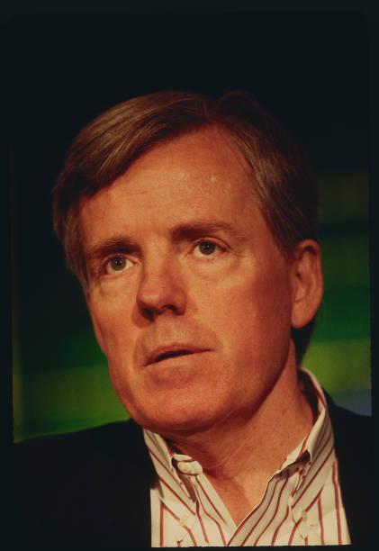Portrait of Netscape CEO Jim Barksdale