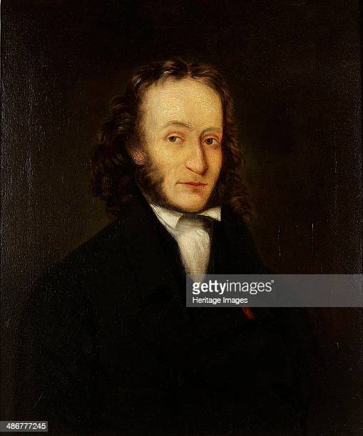 Portrait of Niccolò Paganini 1836 Artist Whittle John